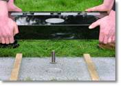 Ground Anchor Fixing